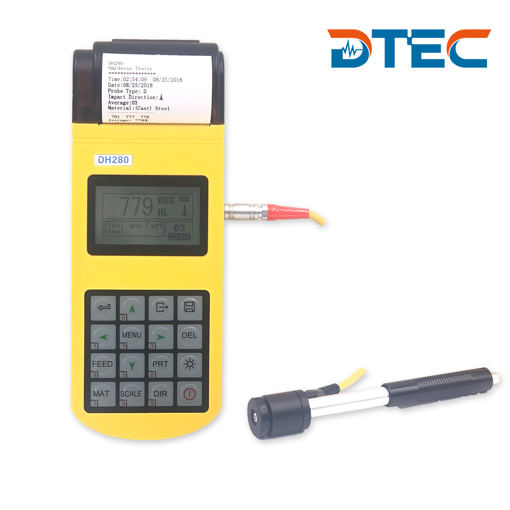 portable hardness testing machine